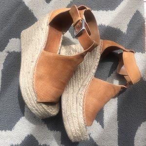 Marc Fisher Shoes - Marc Fisher platform espadrilles
